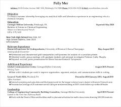 undergraduate curriculum vitae pdf sles 9 engineering resume templates pdf doc free premium templates