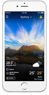 meteo sur bureau weatherzone free smartphone app free