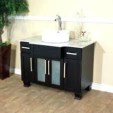 vessel sink and vanity combo vessel sink vanity 526 fvn62es modern bathroom vanity w vessel sink