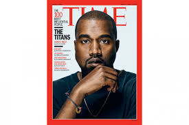 news kanye west named one time u0027s 100 most influential people