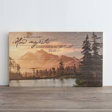 names for home decor shops how majestic is your name plank wall art for the home
