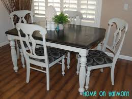 Dining Room Table Refinishing 21 Best Refinishing My Furniture Images On Pinterest Painted
