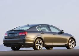 2009 lexus gs import sport sedan comparison fourth place lexus gs350 the