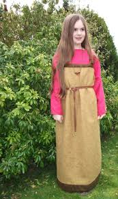 viking anglo saxon hairstyles product viking girl hangerok jpg