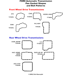 ford f150 transmission identification codes 1995 f150 4x4 transmission id ford truck enthusiasts forums