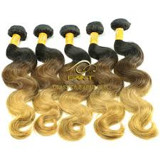 ombre human braiding hair afro kinky curly virgin hair body wave ombre weave hair extension
