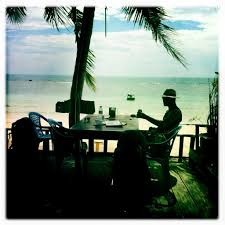 travel blog best bungalow on koh phangan mette u0026 martin rejser