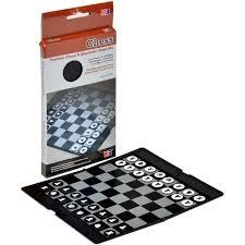 Amazon Chess Set Amazon Com Magnetic Travel Chess Wallet Set Toys U0026 Games