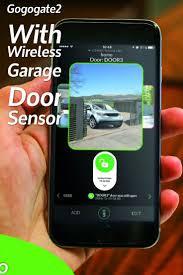 Overhead Door Wireless Keypad by Best 25 Smart Garage Door Opener Ideas Only On Pinterest Door