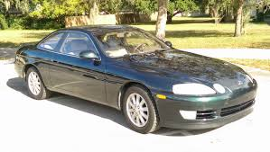 lexus for sale lakeland fl sc400 overall excellent condition with low miles jade green pearl