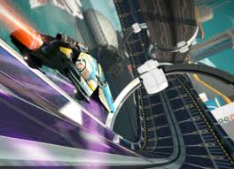 review wipeout omega collection sony playstation 4 digitally
