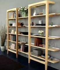 Leaning Shelves From Deger Cengiz leaning bookcase apartments room and bedrooms