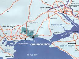 Dorset England Map by Christchurch England Region Map Christchurch England U2022 Mappery