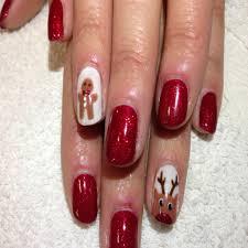 christmas shellac nail art image collections nail art designs