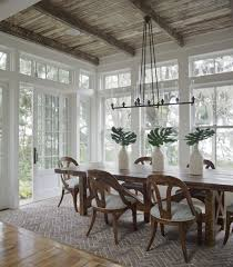 Heard Around The Office Kitchen Paneling Bricks Woods And - Dining room windows