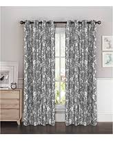 Extra Wide Panel Curtains Amazing Deal On Window Elements Quatrefoil Printed Sheer Extra