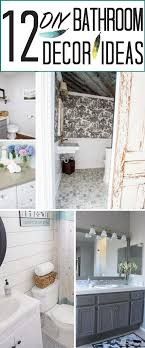 diy bathroom decor ideas 12 diy bathroom decor ideas a crapload of toilet and barf