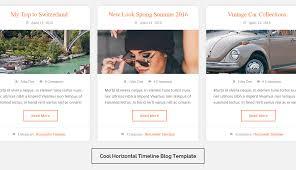 Best Blog Designers 100 Blog Design Templates Effectivenews Responsive Wp News