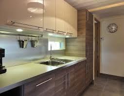cuisine 7m2 cuisine ikea bois et moderne cuisine