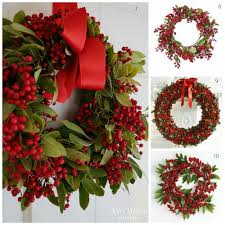 christmas wreaths diy decorator