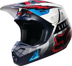 motocross helmets closeouts fox racing v2 vicious dot mx motocross riding helmet closeout ebay