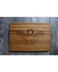 engraved cutting board wedding gift amazing shopping savings personalized cutting board wedding gift