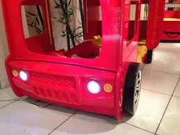 Fire Truck Bunk Bed Fire Engine Single Bed
