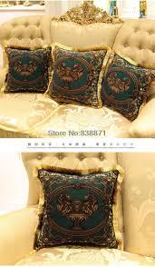 euro throw pillow luxury cushions home bedding wedding decoration