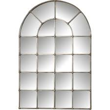 Uttermost Mirrors Free Shipping Large Arched Window Mirror Arched Wood Wall Mirror All Images