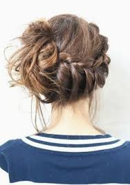 casual updo hairstyles front n back best 25 easy casual hairstyles ideas on pinterest casual