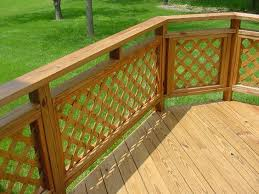 Cheap Banister Ideas Kitchen Brilliant Best 25 Glass Deck Railing Ideas On Pinterest