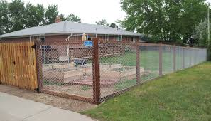 Concrete Block Garden Wall by Uncommon Sample Of Garden Metal Fence In Fencing Ideas Without