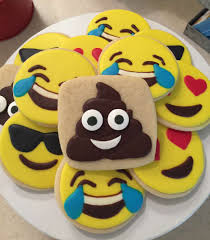 cookie emoji emoji cookies are almost too cute to eat emoji sugar cookies