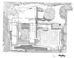 architectural site plan site plan pencil and in color site plan