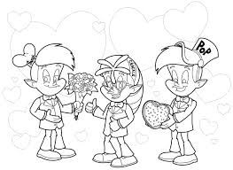 rice krispies characters snap crackle pop valentines day