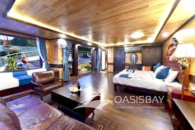 oasis bay party cruise