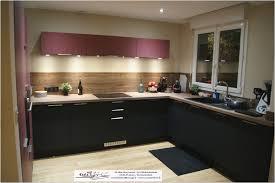 meuble cuisine sur meuble cuisine noir mat nouveaufacade meuble cuisine sur mesure beau