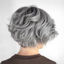how to wear short natural gray hair for black women 70 cute and easy to style short layered hairstyles natural