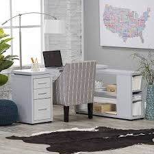 Small L Shaped Desks For Small Spaces Best 25 Small L Shaped Desk Ideas On Pinterest Office Room