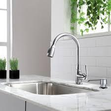 Kitchen Faucet Brass Delta 9192rbdst Addison Single Handle Pulldown Kitchen Faucet Bar
