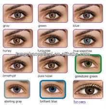 wholesale halloween crazy color contact lenses cosplay circle lens