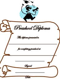 preschool graduation diploma preschool diploma printable mayotte occasions co