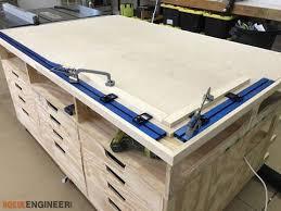 Rolling Work Bench Plans 69 Best Workshops Images On Pinterest Woodwork Wood And Diy