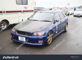 lexus is200 modified northampton england september 7 lexus is200 stock photo 102365512