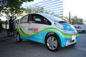 mitsubishi electric car ignorance and the art of electric car bashing clean break