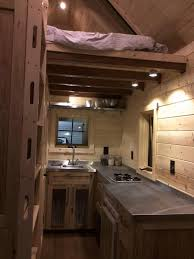 Tiny House Kitchens Blue Sky Tiny House U2013 Tiny House Swoon