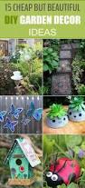 garden decoration ideas homemade best 25 yard diy cheap ideas on pinterest cheap benches house