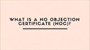no objection certificate india format what is a no objection certificate noc youtube