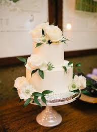 wedding cake di bali rustic sweet yellow summer wedding white wedding cakes