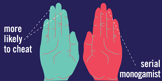 9 things your finger length could say about your personality